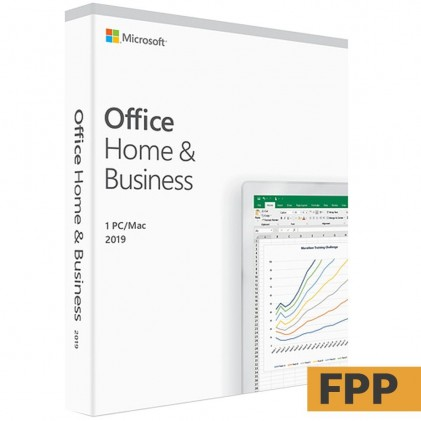 Microsoft Office 2019 Home+Business (FPP)