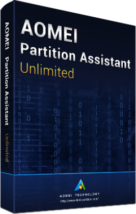 AOMEI Partition Assistant Unlimited