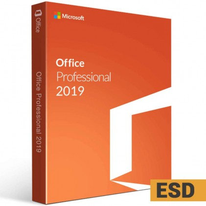 Microsoft Office 2019 Professional (ESD)